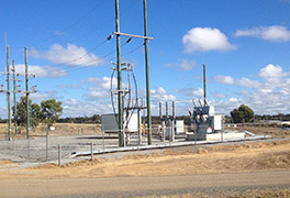 Substations | Persal & Co